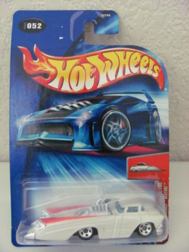 HOT WHEELS 2004 FIRST EDTIONS #52/100 CROOZE BEDTIME