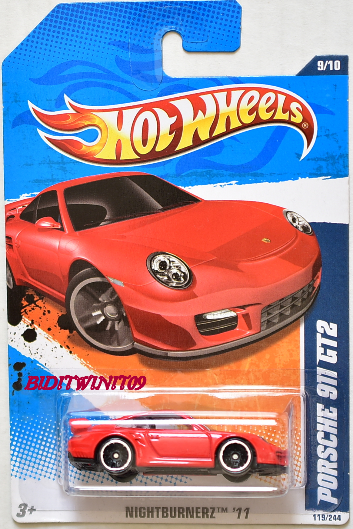HOT WHEELS 2010 HW CITY WORKS '09 FORD F-150 #06/10 RED FACTORY SEALED E+
