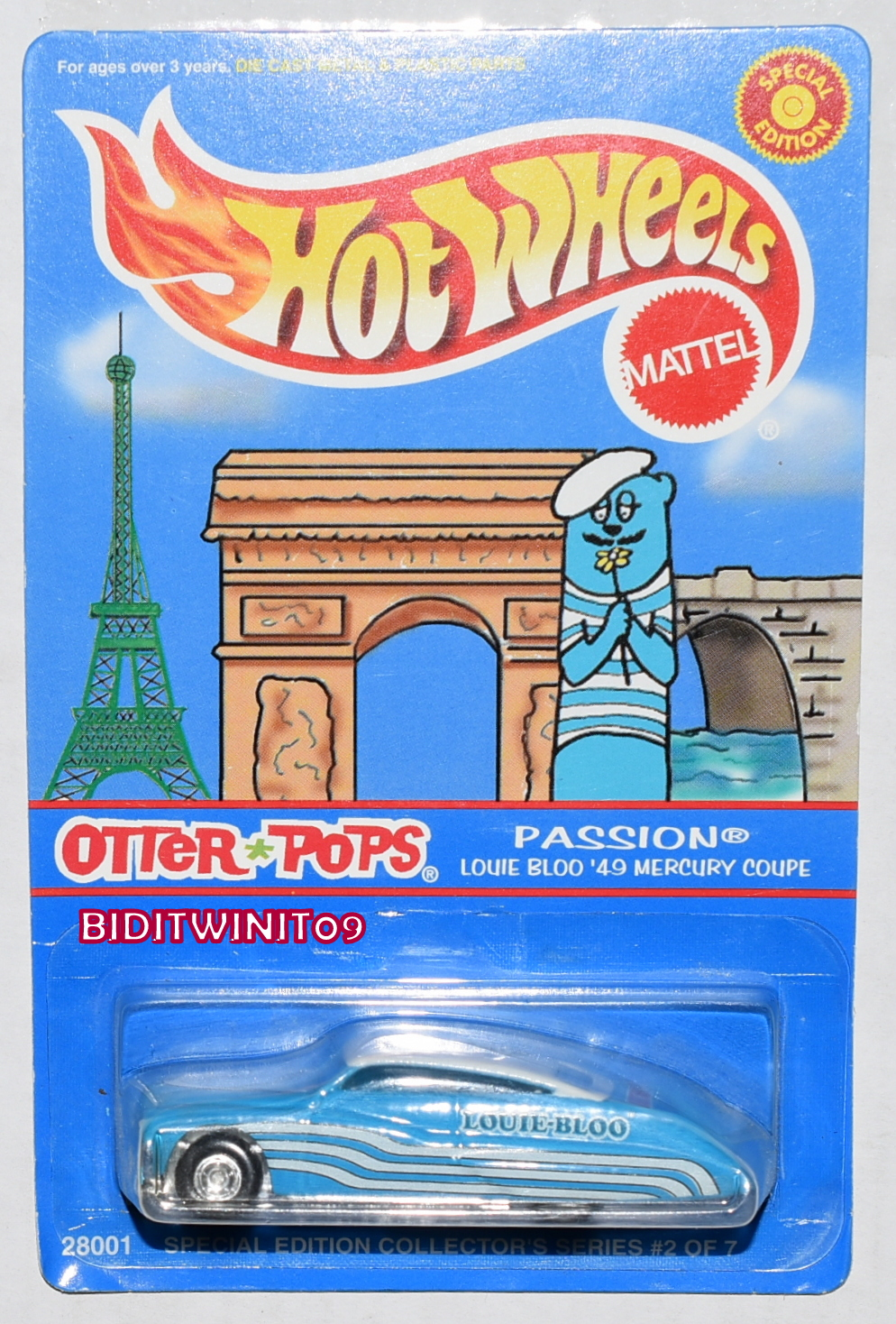 HOT WHEELS 2011 THE HOT ONES NEET STREETER
