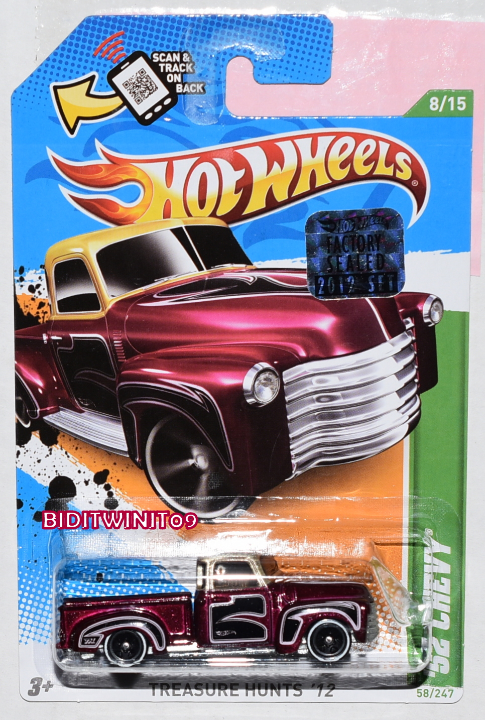 MATCHBOX 2017 METAL PARTS PIEZAS TRACTOR KING