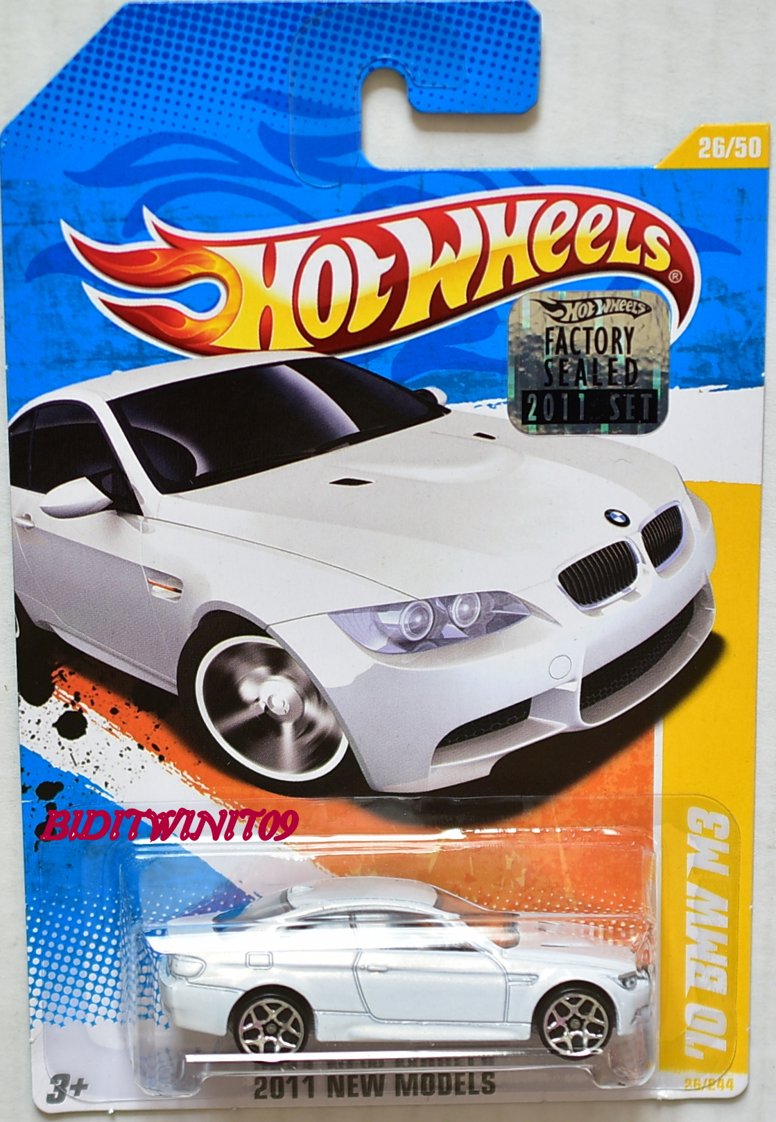 HOT WHEELS 2017 HW RACE TEAM 2005 FORD MUSTANG #1/5 SHORT CARD