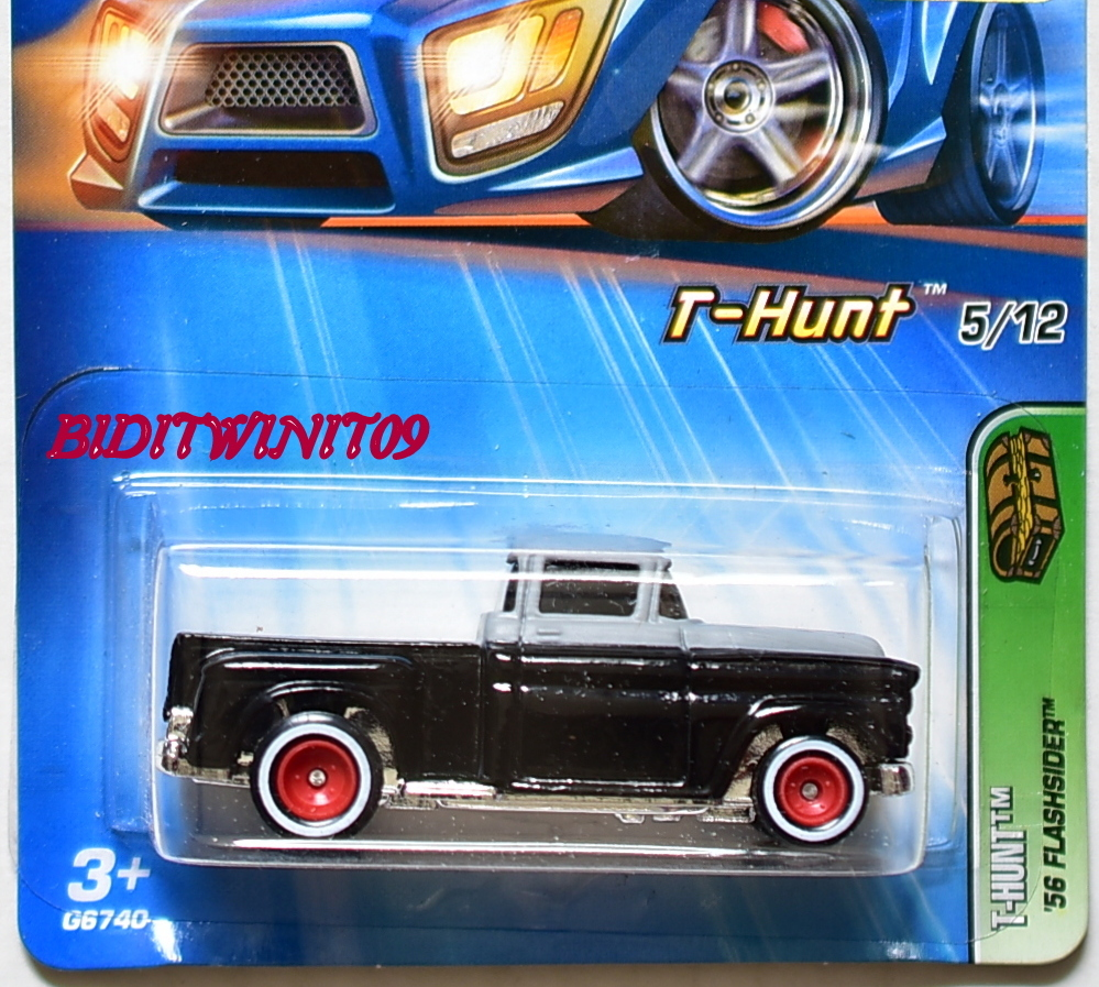 HOT WHEELS 2005 TREASURE HUNT '56 FLASHSIDER #125